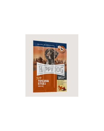 HAPPY DOG Cârnat Toscana 30 g