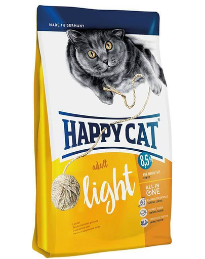 HAPPY CAT Fit & Well Light 300 g imagine