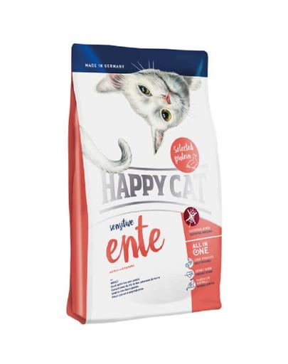 HAPPY CAT Sensitive rață 4 kg imagine