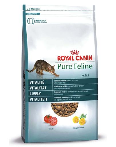 ROYAL CANIN Pure Feline n.03 vitality 300 g