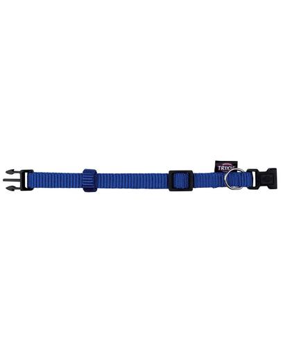 TRIXIE Zgardă Premium S-M 25–40 cm/15 mm, albastru imagine