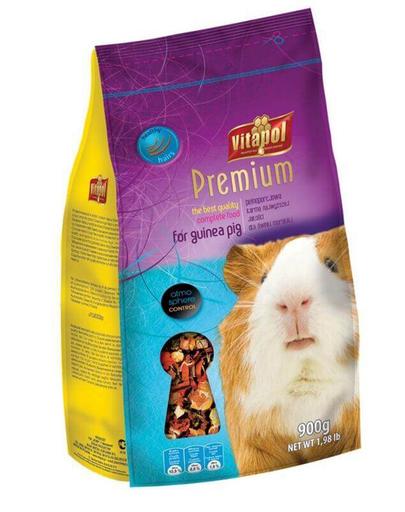 VITAPOL Hrană Premium porcușori de guinea 900 g
