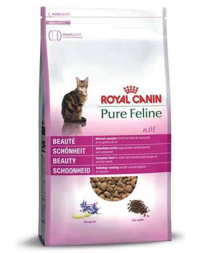 ROYAL CANIN Pure Feline n.01 (pretty fur) 1.5 kg