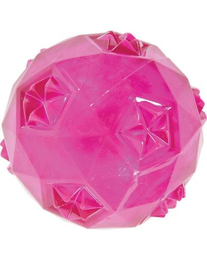 ZOLUX Jucărie tpr Pop minge 6 cm roz