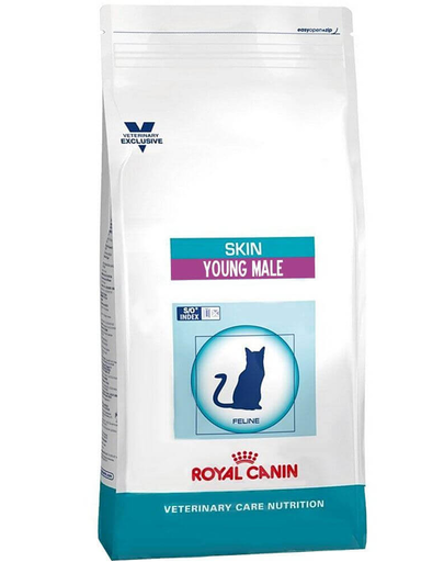 ROYAL CANIN Vet Cat Skin Young Male 1.5 kg