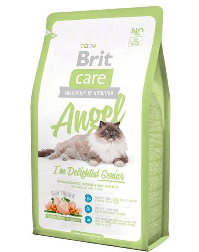 BRIT Care Cat Angel I'm Delighed Senior 2 kg