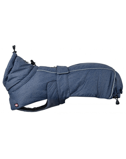 TRIXIE Haină impermeabilă pentru câini Prime, S: 40 cm, albastru imagine