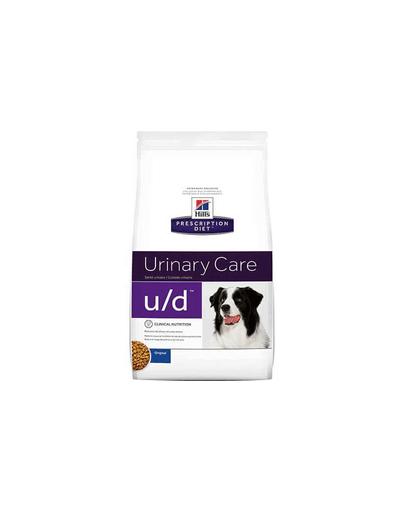 HILLS Prescription Diet u/d Canine 5 kg imagine