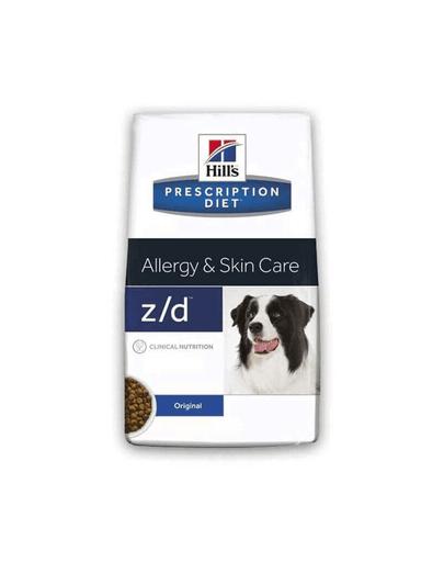 HILLS Prescription Diet Canine z/d Food Sensitivities 10 kg imagine