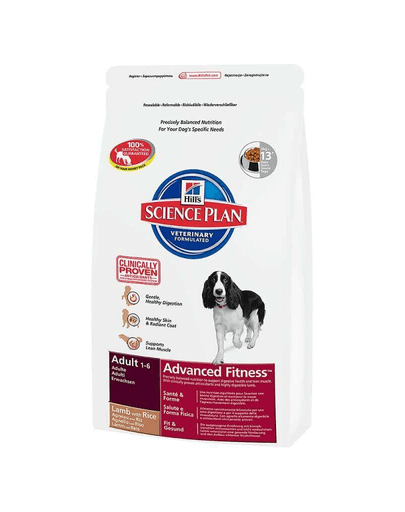 HILL'S Canine Adult Lamb & Rice 3 kg