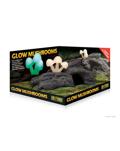EXO TERRA Ascunzătoare ciuperci lucitoare
