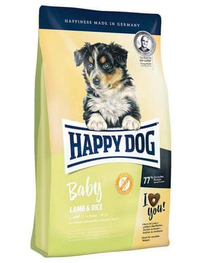 HAPPY DOG Baby miel și orez 10kg imagine