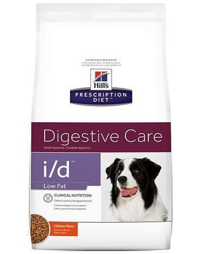 HILL'S Prescription Diet i/d Canine Low Fat 12 kg imagine