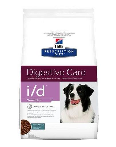 HILL'S Prescription Diet Canine i/d Sensitive 12 kg imagine