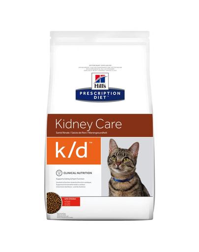 HILL'S Prescription Diet Feline k/d 5 kg imagine