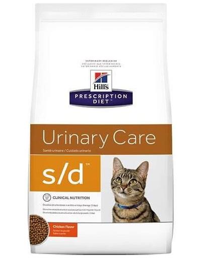 HILL'S Prescription Diet s/d Feline 5 kg imagine