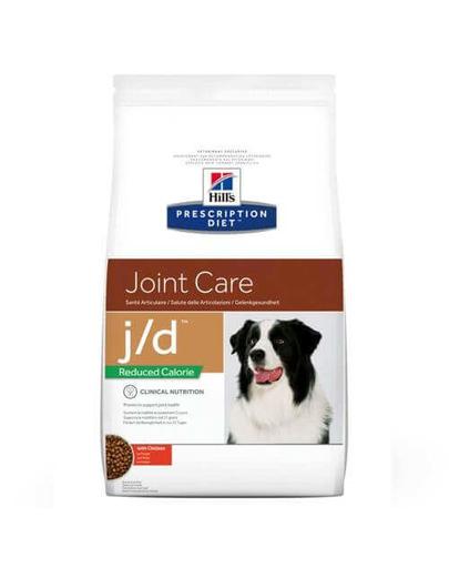 HILL'S Prescription Diet Canine j/d Reduced Calorie 4 kg imagine