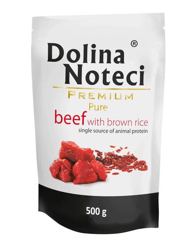 Dolina Noteci Premium Pure Vita Cu Orez 500 G