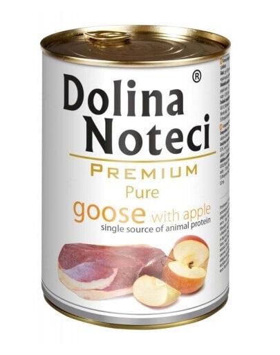 DOLINA NOTECI Premium Pure gâscă cu mere 800g imagine