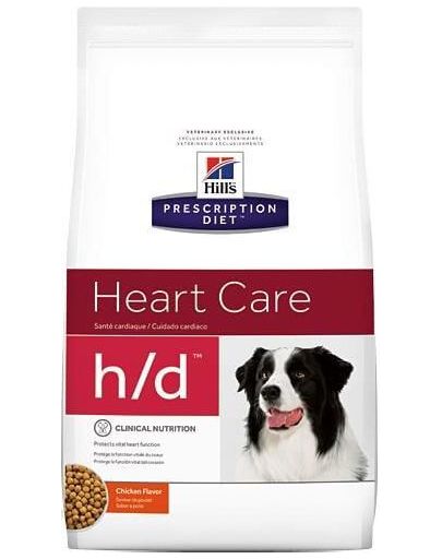 HILL'S Prescription Diet h/d Canine 5 kg