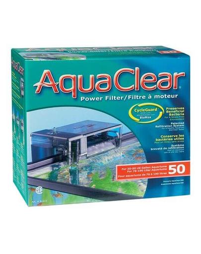 HAGEN Filtru pentru cascadă AquaClear 50 Powerfilter 6w