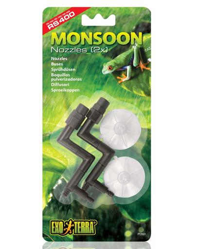 EXO TERRA Duze pentru sistemul de stropitori Monsoon 2 buc
