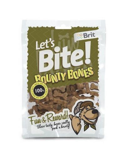 BRIT Care Lets Bite Dog Bounty Bones 150 g