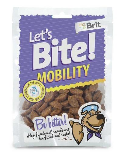 BRIT Care Lets Bite Dog Mobility 150 g