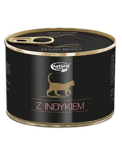DOLINA NOTECI Natural Taste cu Curcan 185 g imagine