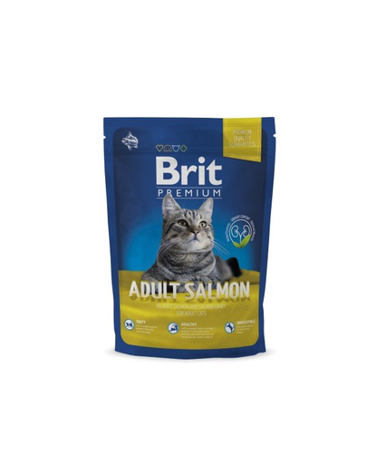 BRIT Brit Premium Cat adult somon 1,5 kg