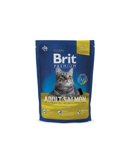 BRIT Brit Premium Cat adult somon 1,5 kg imagine