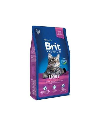 BRIT Premium Cat Light 800 g imagine