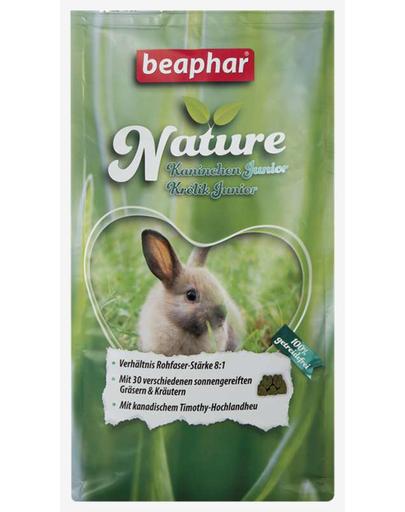 BEAPHAR Nature Junior Hrană pentru pui de iepure 750 g