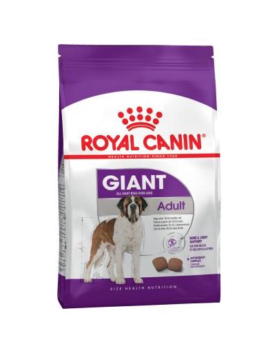 Royal Canin Giant Adult Hrană Uscată Câine 4 kg