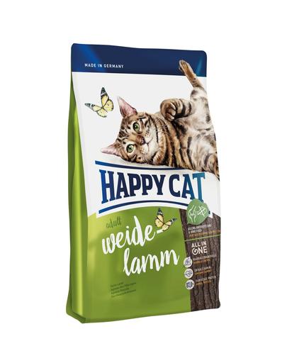 HAPPY CAT Fit & Well Indoor Adult Miel 10 kg imagine
