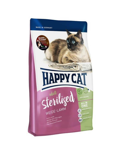 HAPPY CAT Supreme Sterilised cu Miel 4 kg imagine