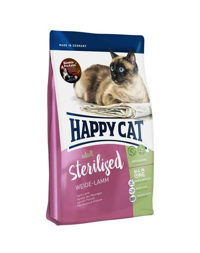 HAPPY CAT Supreme Sterilised cu Miel 1,4 kg imagine