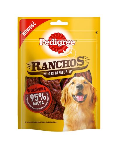 PEDIGREE Ranchos Originale cu Vită 70 g