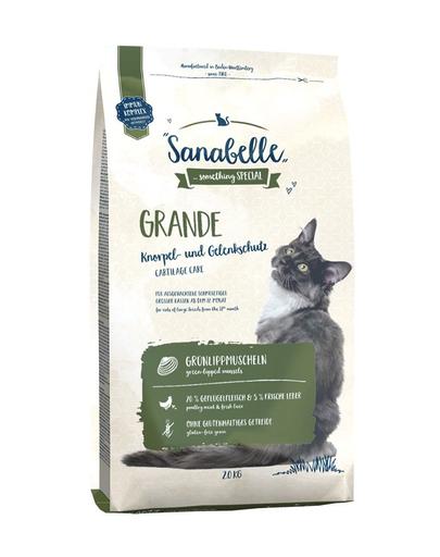 BOSCH Sanabelle grande 2 kg imagine