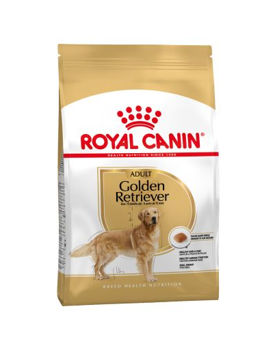 Royal Canin Golden Retriever Adult hrana uscata caine, 3 kg