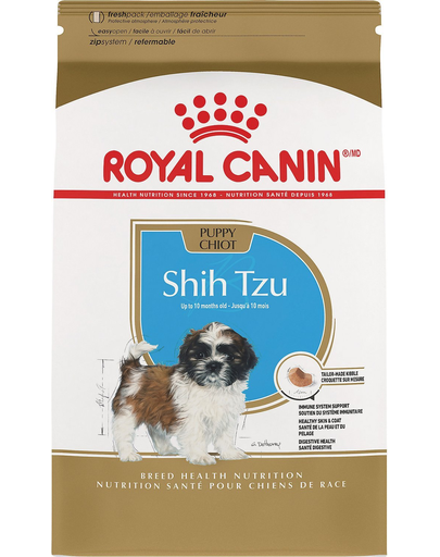 Royal Canin Shih Tzu Puppy Hrană Uscată Câine 1.5 kg