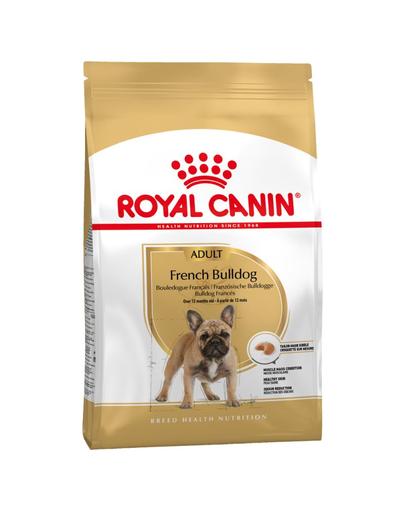 Royal Canin French Bulldog Adult Hrană Uscată Câine 9 kg