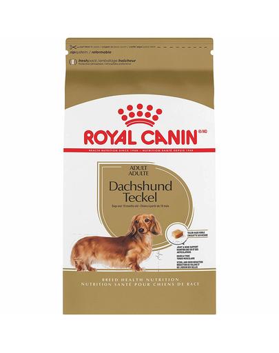 Royal Canin Dachshund Adult Hrana Uscata Caine Teckel, 7.5 Kg imagine