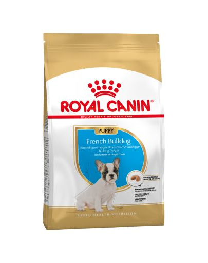 Royal Canin French Bulldog Puppy Hrană Uscată Câine 10 kg