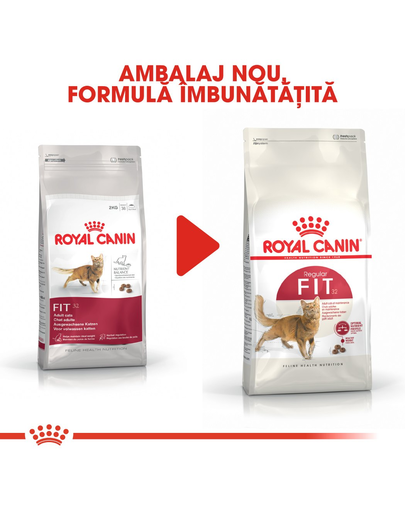 ROYAL CANIN Fit 32 4 kg