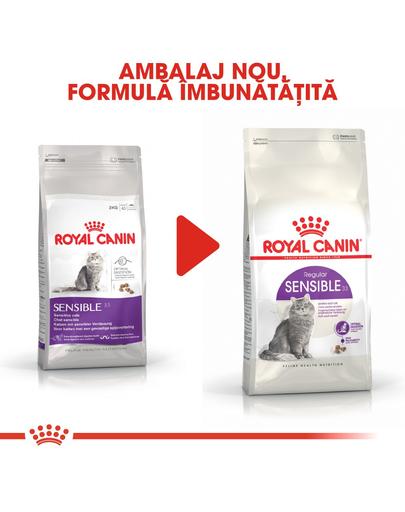 Royal Canin Sensible Hrană Uscată Pisică 2 kg