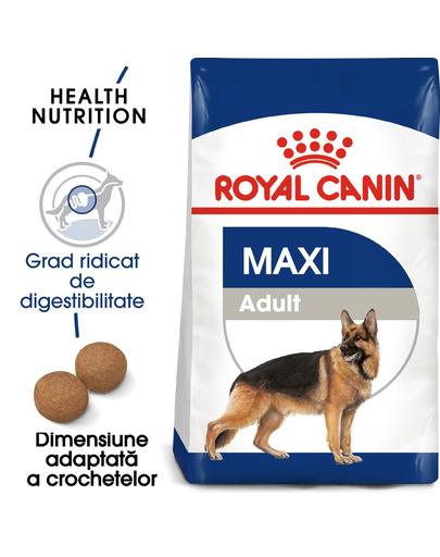 Royal Canin Maxi Adult Hrana Uscata Caine 15 Kg
