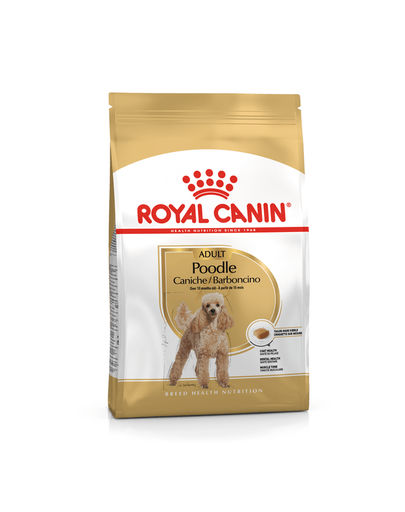 Royal Canin Poodle Adult hrana uscata caine, 1.5 kg
