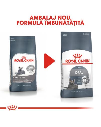 Royal Canin Oral Care Hrană Uscată Pisică 8 kg