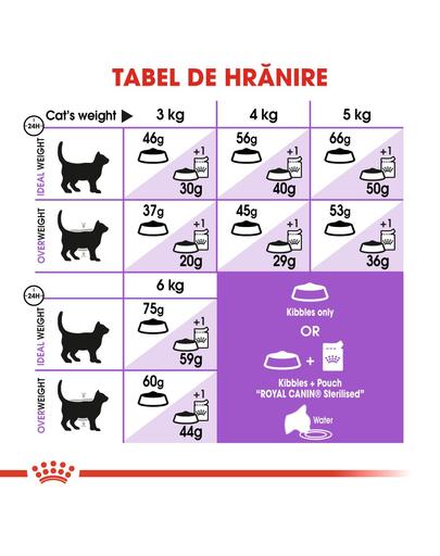 Royal Canin Sterilised 7+ Hrană Uscată Pisică 3.5 kg